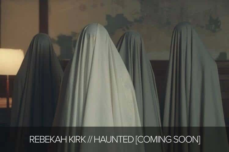 Rebekah Kirk - Coming Soon 1